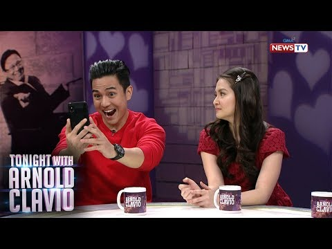 Tonight with Arnold Clavio: JakBie, sumabak sa 'Imitate Your Partner' challenge