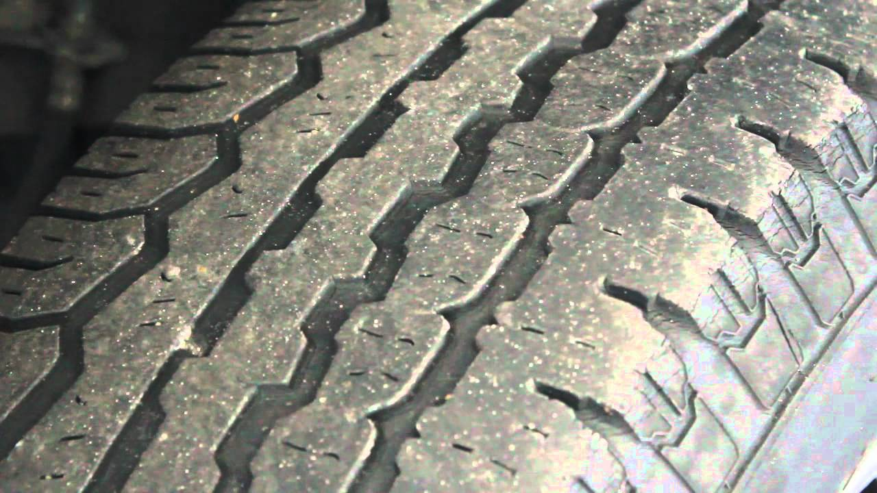 Tire Dry Rot >> How to recognize dry rot on tires - YouTube