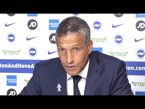 Brighton 3-2 Manchester United - Chris Hughton Full Post Match Press Conference - Premier League