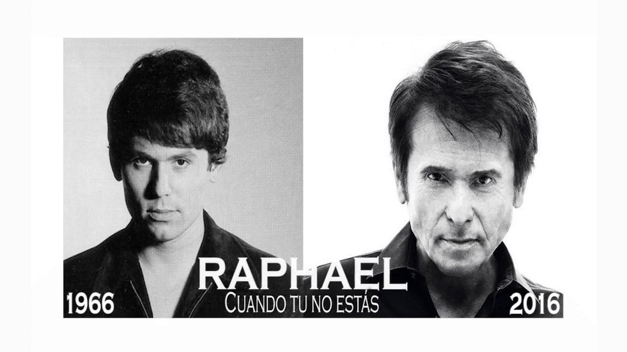 Raphael Cuando Tu No Estás 1966 2016 Hd Youtube