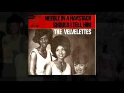 THE VELVELETTES  throw a farewell kiss