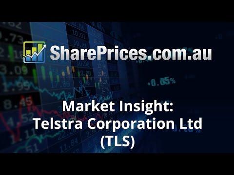 Share Prices Market Insight: Telstra Corporation Ltd (TLS) 25/10/16
