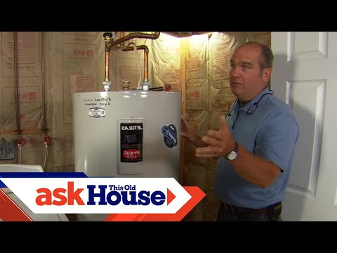 How to Add a Heat Pump to a Water Heater