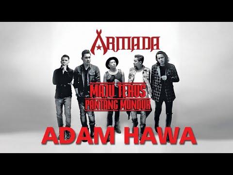 Lyrics and chord guitar Armada - Adam Hawa