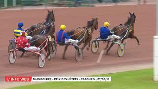 Vidéo de la course PMU PRIX DES HETRES