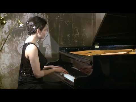 """Dora Deliyska, Schubert/Liszt """"Ständchen"""""""