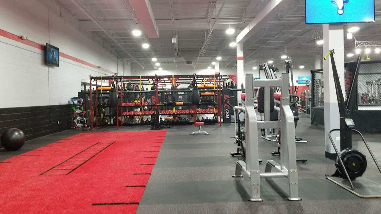 UFC GYM DOWNERS GROVE - THE TOUR