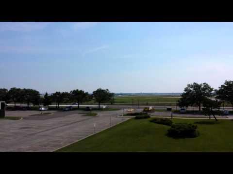 NovaJet - Piaggo P180 Avanti Landing 23