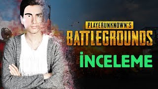 PLAYERUNKNOWN'S BATTLEGROUNDS TÜRKÇE  İNCELEME [ PUBG ]