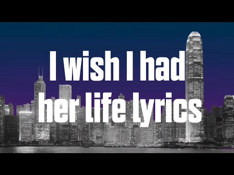 Barbie the Princess and the Popstar - I Wish I Had Her Life (Lyric Video)