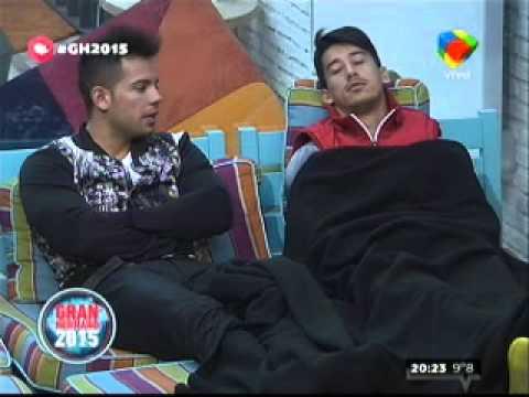 """""""Gran Hermano 2015"""": Mariano se quiere ir de La Casa"""