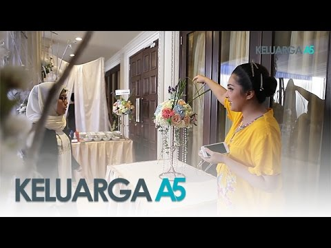 Keluarga A5: The Perfect Ashanty - Episode 25