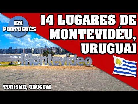 O QUE FAZER EN MONTEVIDÉU? 14 COISAS QUE VOCÊ PODE FAZER NA CAPITAL DO URUGUAI