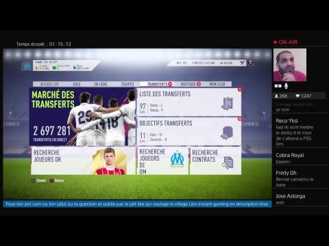 FUT FR FIFA 18  LES INVESTISSEMENT ONT PAYÉ /SBC ICON DESAILLY A PAPA