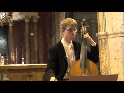 Folia Rodrigo Martinez (anonyme fin XVème) - Valentin TOURNET : Basse de Viole de Gambe