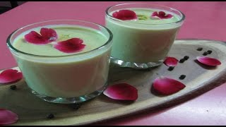 Bhang Thandai Recipe for Holi | How to make Bhang Thandai at Home