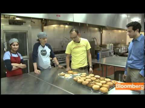 Venture Capitalist Backs Bay Area Bagels With NY Flavor