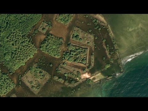 Images From Above Reveal An Ancient City...