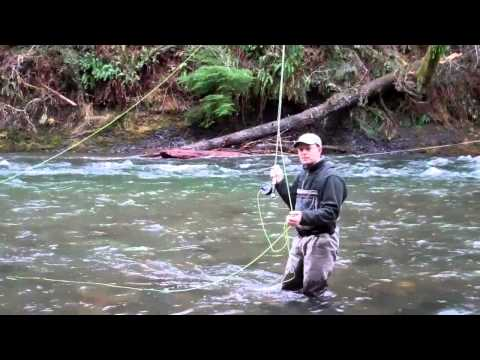 North Fork Of The Nehalem Fly Fishing Fishing Clinic With Robert Crandall