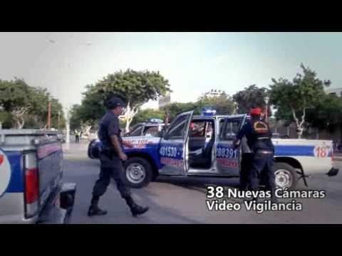 Seguridad Ciudadana en Victor Larco