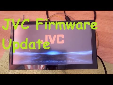 jvc smart tv software update