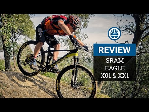 SRAM Eagle Review - Twelve Smooth Speeds Of Trickle Down Promise