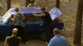 Верёвка из песка (2005) - car crash scene