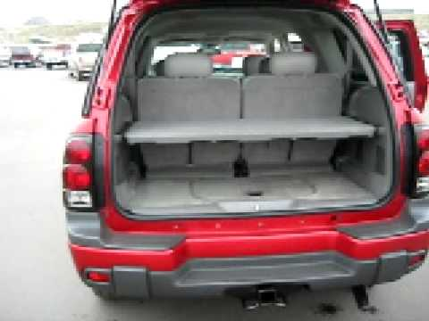 2005 chevrolet trailblazer youtube. Black Bedroom Furniture Sets. Home Design Ideas