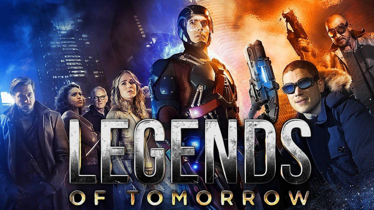 HUYỀN THOẠI CỦA NGÀY MAI (PHẦN 1) Legends of Tomorrow (Season 1) (2016) hdvn1tv