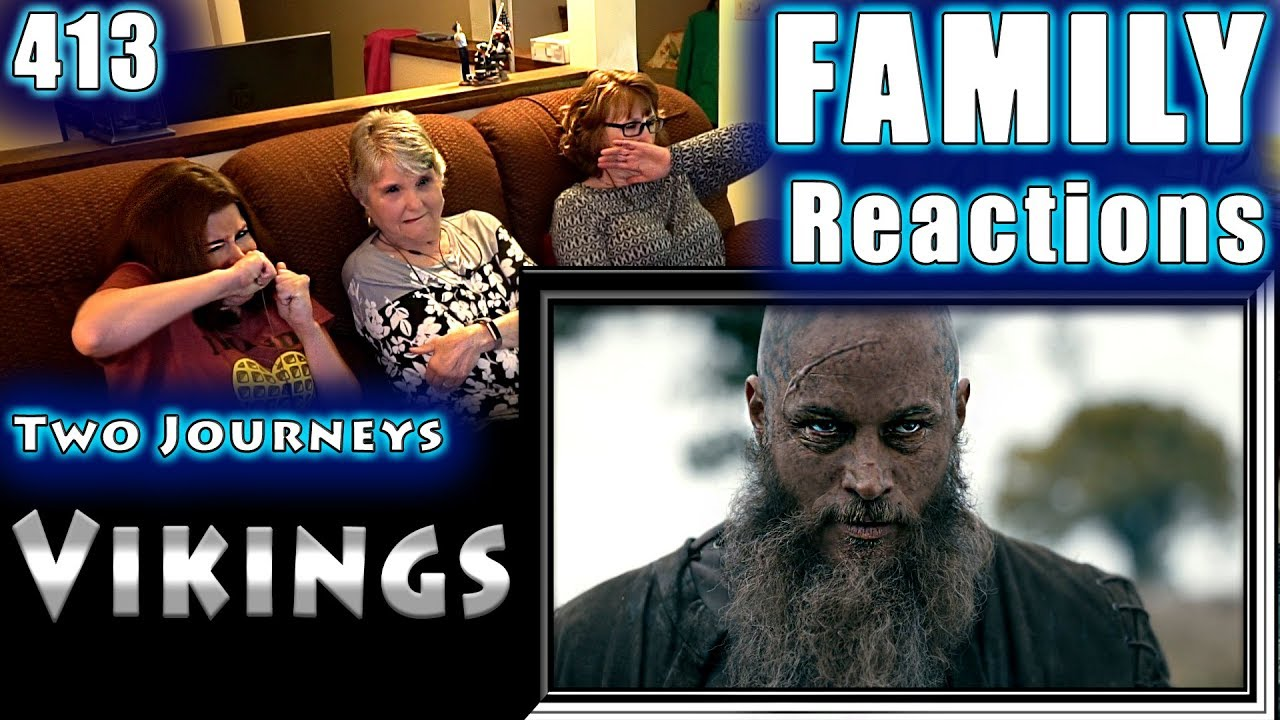Download VIKINGS   413   Two Journeys   FAMILY Reactions   Fair Use