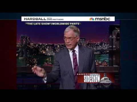 David Letterman Conan O