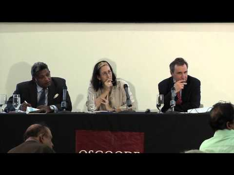 Sri Lanka: 4 Years after the End of the War & Intl Human Rights (Nathanson Centre, 14 Feb 2013)