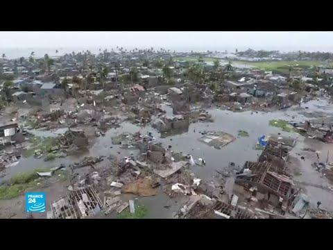 إعصار يدمر نحو 90 % من مدينة بيرا في موزامبيق  - نشر قبل 4 ساعة