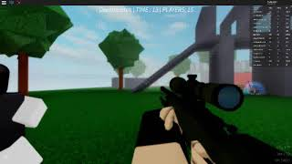 Doing 360 no scopes in (LTM no-scopes ROBLOX)