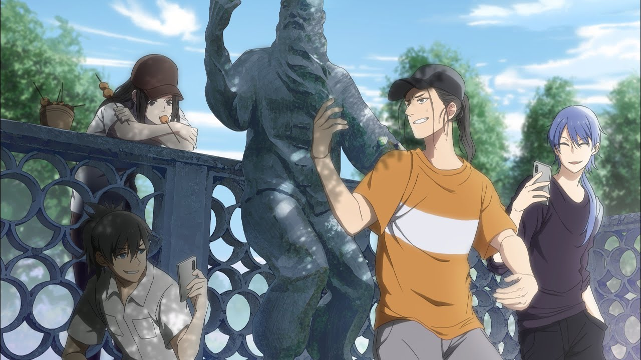 Hitori no Shita: The Outcast Season 3 - Episode 2 - English Subbed 1080p