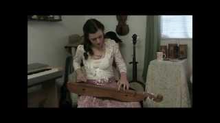 Jessica Comeau- Saltarello, 14th Cent. (Pensacola Mountain Dulcimer Wildflowers)