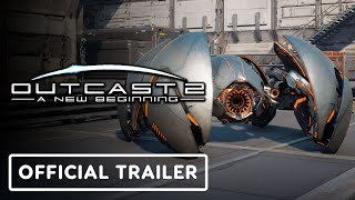 Outcast 2 - Official Gameplay Trailer