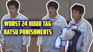 WORST 24 HOUR TAG BATSU PUNISHMENTS (ENG SUB)