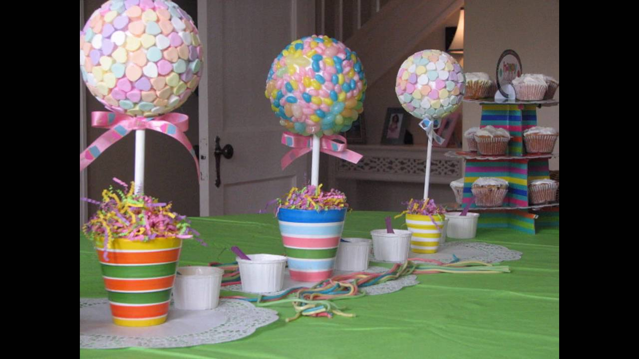 Cinderella birthday party themed decorating ideas YouTube