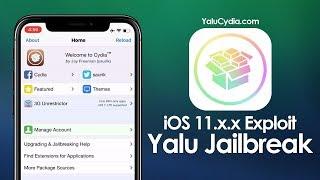 Semi Jailbreak Yalu112 iOS 11.2.5 Cydia Impactor 0.9.43 iPhone/iPad/iPod