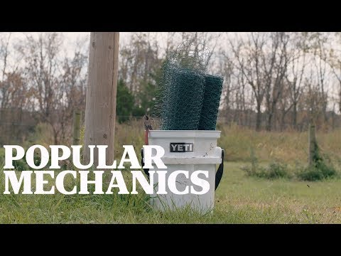 The Bucket List: Clever Uses For Your Household Bucket | Popular Mechanics + YETI LoadOut Bucket