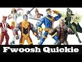 Quickie News! X-Men Marvel Legends Warlock Series Product Images