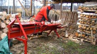 Making Firewood