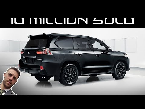 10 MILLION Lexus Sold + New IS 300 Special Edition