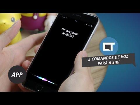 Siri: 5 comandos de voz úteis para seu iPad ou iPhone [Dica de App]