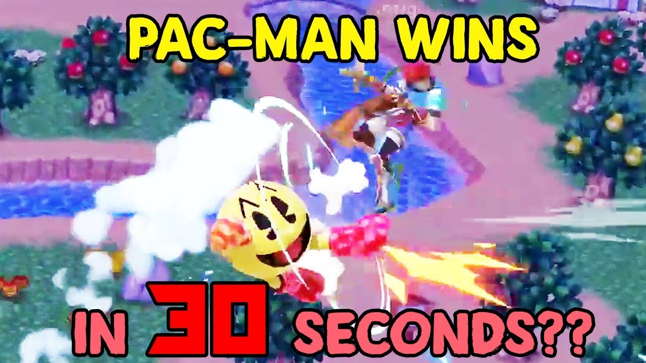 Fastest Games in Smash Ultimate #5 thumbnail