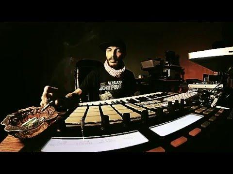 DJ MEDMESSIAH ON MASCHINE ORIGINAL BEATS!