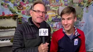 Андрей Торгашев США интервью победителя 3 этапа юниорского Гран При ISU в Каунасе