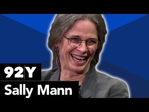 Sally Mann with Charlie Rose