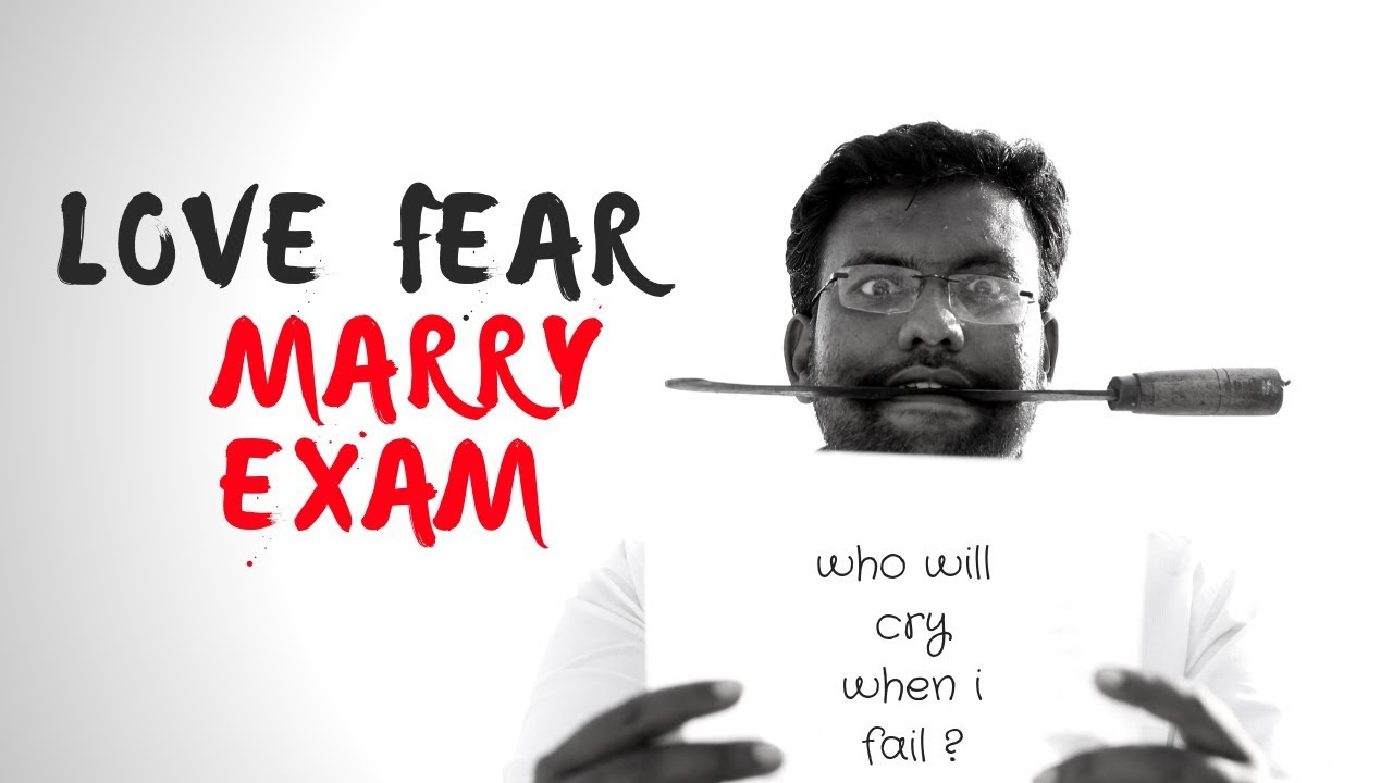 Repeat Love Fear Marry Exam|Exam MotivationVIDEO|SAKTHI The